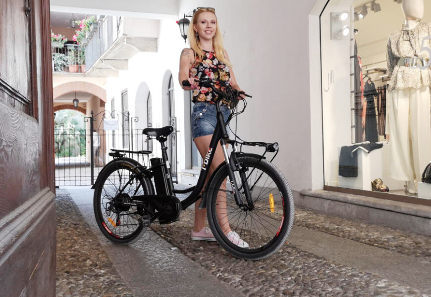 I-Bike City Easy
